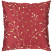 Surya® Blossom Decorative Pillow