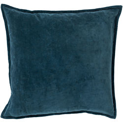Surya® Cotton Velvet Decorative Pillow