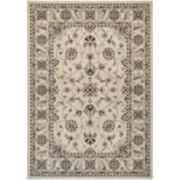 Couristan® Rosetta Rectangular Rug