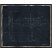 PTM Images™ Fighter Plane Wall Art