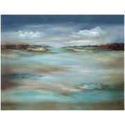 PTM Images™ Abstract Shore Canvas Wall Art