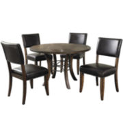 Bennett 5-pc. Dining Set
