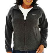 Columbia® Three Rivers™ Fleece Jacket - Plus