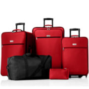 Protocol® Garner 5-pc. Luggage Set