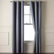 Royal Velvet® 2-Pack Grommet-Top Curtain Panels