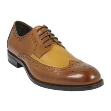 jcpenney.com | Stacy Adams® Garrison Mens Wingtip Oxfords