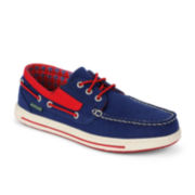 Eastland® Adventure MLB® Phillies Mens Boat Shoes
