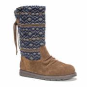 MUK LUKS® Barbara Womens Boots