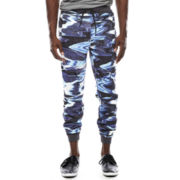 Trinity Blurred Jogger Pants