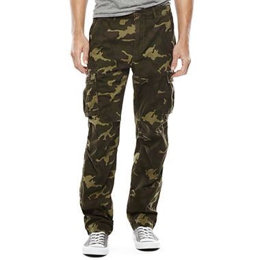Arizona Camo Cargo Pants - JCPenney
