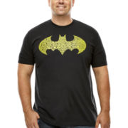 DC Comics® Batman® Logo Tee - Big & Tall