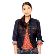 Joe Fresh™ Long-Sleeve Denim Jacket