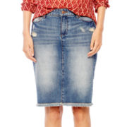 Joe Fresh™ Denim Skirt