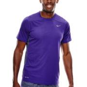 Nike® Shadow Stripe Dri-FIT Top