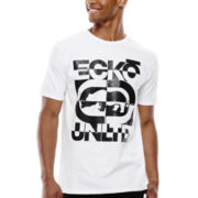 Ecko Unltd.® 2-Faced Graphic Tee