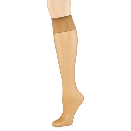 Berkshire Ultra-Sheer Knee-High Hosiery