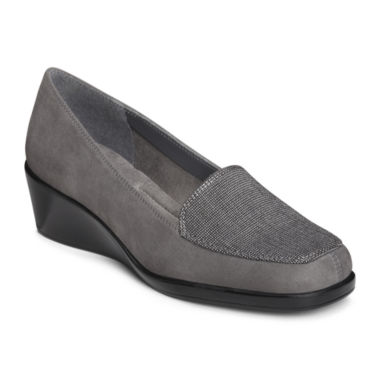 jcpenney.com | A2 by Aerosoles® Tempting Wedge Slip-On Shoes