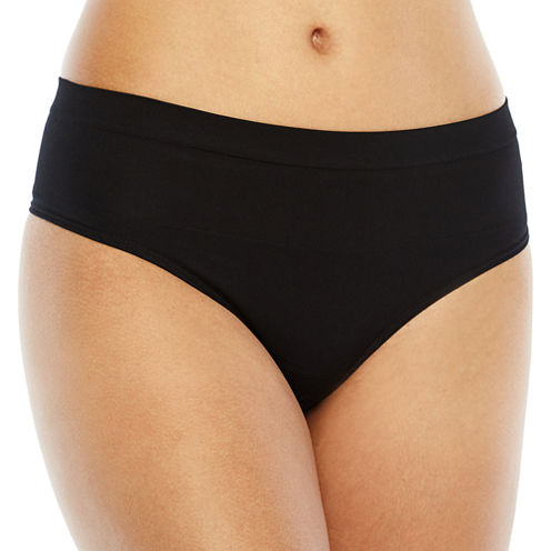 Smoothing Solutions Seamless Midrise Thong