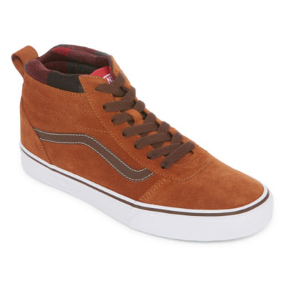 25dd0ce317997 Vans Ward Hi Mte Mens Skate Shoes JCPenney