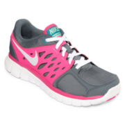 Nike® Flex Run Girls Running Shoes - Big Kids