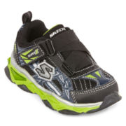 Skechers® Galvanized Light-up  Boys Shoes - Toddler