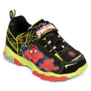 Spiderman  Boys Athletic Shoes - Toddler