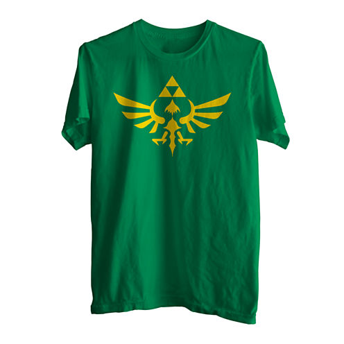 Triforce Graphic Tee