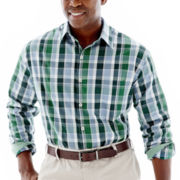 IZOD® Woven Shirt–Big & Tall