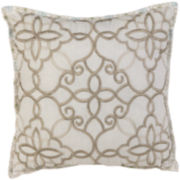 Scarlett Square Decorative Pillow