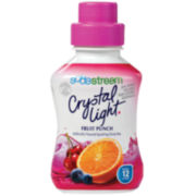 SodaStream™ Crystal Light™ Fruit Punch Flavored Drink Mix