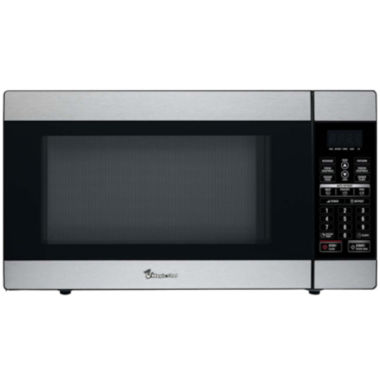 jcpenney.com | Magic Chef® 1.8-cu. ft. Stainless Steel Microwave Oven