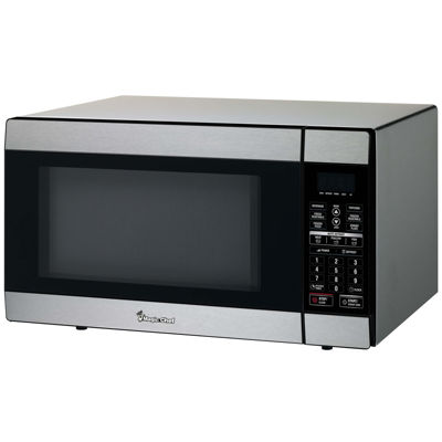 magic chef 18cu ft stainless steel microwave oven - Magic Chef Oven