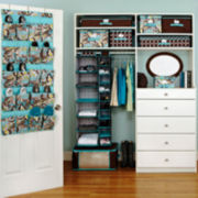 Kennedy® Closet Organizer and Storage Collection