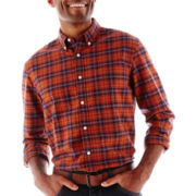Dockers® Patterned Oxford Shirt