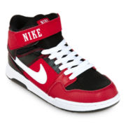 Nike® Mogan Mid 2 Boys Skate Shoes - Big Kids