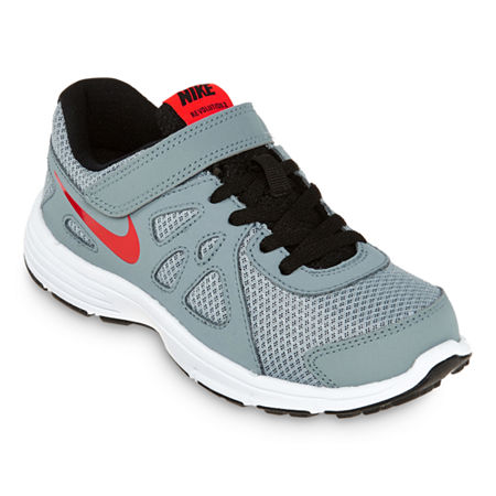 UPC 884500001374 product image for Boy's Nike Revolution 2 Running Shoe (11C -3Y)