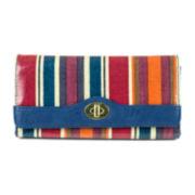 Mundi® File Master Striped Wallet