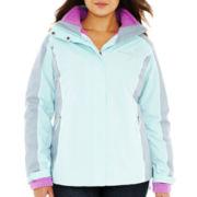 Columbia® Frozen Falls 3-in-1 Interchange Jacket - Plus