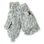 Toby Twist Yarn Flip Top Gloves - Girls 6-16