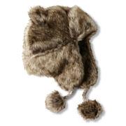 Toby Faux Fur Trapper Hat - Girls 6-16