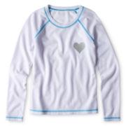 Total Girl® Thermal Sleep Shirt - Girls 4-20