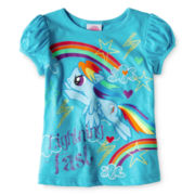 My Little Pony Lightening Tee - Girls 2t-4t