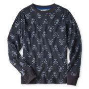 Arizona Long-Sleeve Graphic Thermal Tee – Boys 6-18