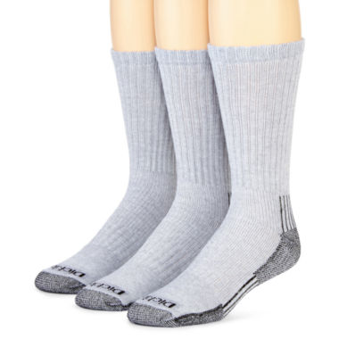 jcpenney.com | Dickies® 3-pk. Heavyweight Cushioned Crew Socks