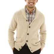 Dockers® Shawl-Collar Cardigan Sweater
