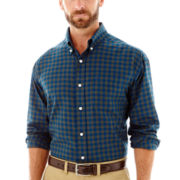 Dockers® Long-Sleeve Holiday Woven Shirt