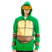 Teenage Mutant Ninja Turtles Costume Fleece Hoodie
