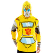 Transformers Costume Fleece Hoodie