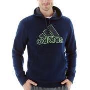 adidas® Essential Cotton Fleece Pullover Hoodie