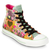 Converse® Chuck Taylor All Stars Womens Print High Tops